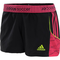 adidas Women's Speedflip Soccer Shorts