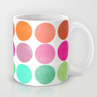 Colorplay 6 Mug by Garima Dhawan