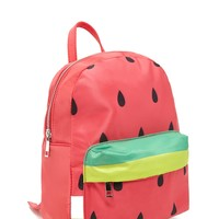 Watermelon Mini Backpack