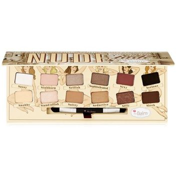 theBalm Nude'tude Eyeshadow Palette | Overstock.com Shopping - The Best Deals on Eye Makeup