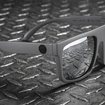 Regulator Sunglasses: Steel Gray