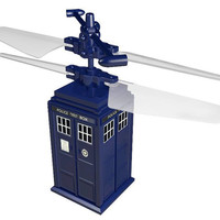 » Doctor Who  Remote Control Flying Tardis