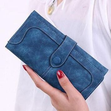 European & American Style Luxury Brand Style Women's Wallets And Purses