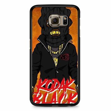 Kodak Black - Bodyguard Samsung Galaxy S6 Edge Plus Case