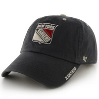 NEW YORK RANGERS ICE CLEAN UP ADJUSTABLE CAP