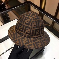 FENDI Women FF Hats