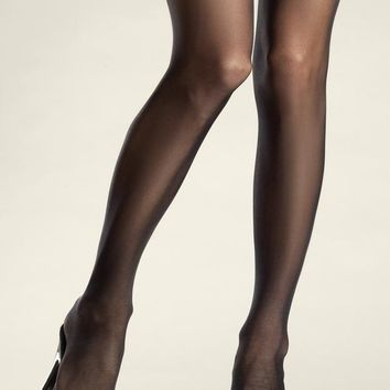 Bewicked Female Sheer Lace-Top Thigh Highs With Silicone Stay Ups BW661B