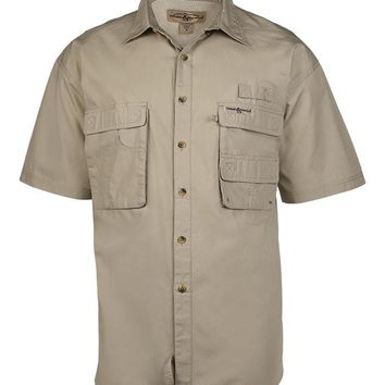 Men's Gulf Stream S/S Vented Fishing Shirt