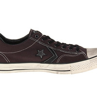 Converse by John Varvatos Star Player EV Ox - Washed Duck Canvas Phantom/Black - Zappos.com Free Shipping BOTH Ways