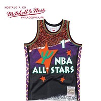 1995 All Star Mitchell & Nell Anfernee Hardaway Swingman Jersey