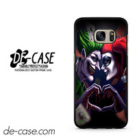 Joker Love Harley Quinn DEAL-5939 Samsung Phonecase Cover For Samsung Galaxy S7 / S7 Edge