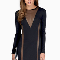 Coy Bodycon Dress $40