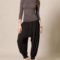 Flowy Harem Lounge Pants