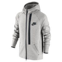 Nike Tech Fleece Full-Zip Boys' Hoodie