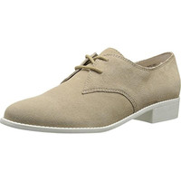 Seychelles Womens With Honor Suede Casual Oxfords