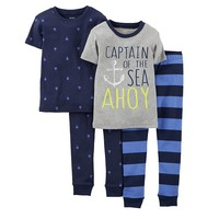 Carter's Nautical Pajama Set - Toddler