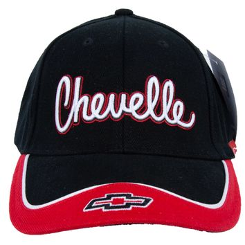 Chevy Chevelle Hat Two Tone Embroidered Cap