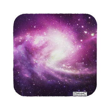 Purple Galaxy AOP Coaster All Over Print