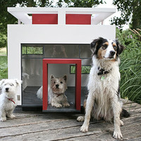 Dog Mansions | Uncrate
