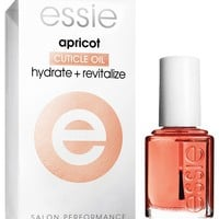 essie nail care, apricot cuticle oil
