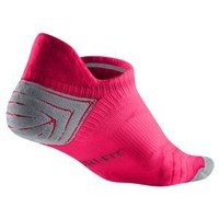 Nike Dri-Fit Elite Run Cushion No-Show Sock - Women's at Foot Locker