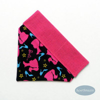 Glamour Girl Over-the-Collar Dog Bandana
