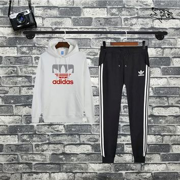 Adidas fashion long sleeves new sale red white gray blue dark red