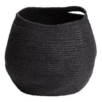 Jute Storage Basket - from H&M
