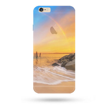 Holiday Beach iPhone 5S 6 6S Plus Case + Gift Box-127