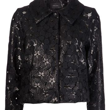 Simone Rocha Wet Lace Jacket