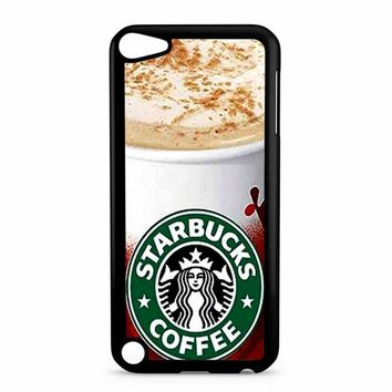 Starbucks Coffee Christmas iPod Touch 5 Case