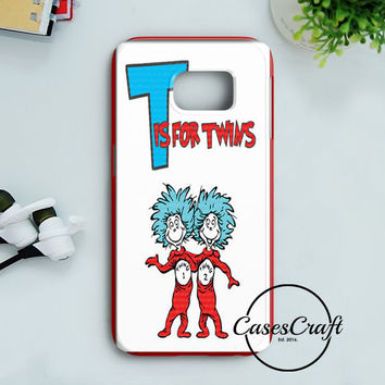 Thing 1 And Thing 2 Samsung Galaxy S7 | casescraft