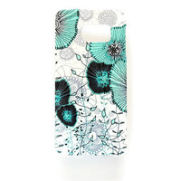 Samsung Galaxy S6 Edge Floral Case Hard Plastic Romantic Galaxy S6 Edge Back Cover Samsung S6 Edge Cover Floral Pattern