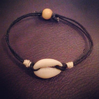 Hemp Sea Shell Bracelet