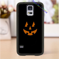 pumpkin smile halloween fahsion cell phone cover case for Samsung Galaxy S3 S4 S5 S6 S7 Note 2 Note 3 Note 4 &M#2213