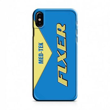 Fallout 4 Fixer iPhone X Case