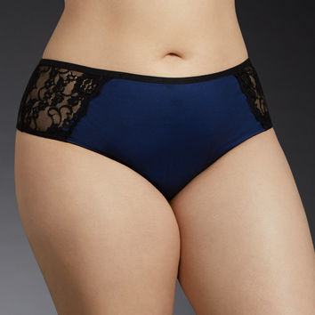 Mesh & Lace Cheekster Panty
