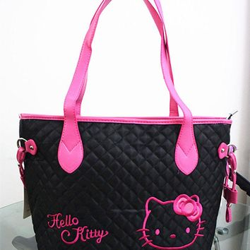 Xingkings Hello kitty Bags Handbags Shoulder Bag Purse Tote Bag XK-20016