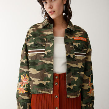 WIDE SLEEVE DECORATION シャツ|MOUSSY|SHEL'TTER WEB STORE