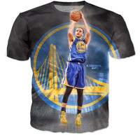 Steph Curry T-Shirt