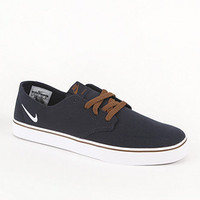 Nike Braata LR Canvas Navy Shoes at PacSun.com