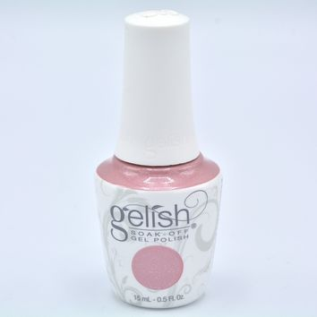 "Harmony Gelish LED/UV Soak Off Gel Polish, #1110073 ""No Way ROSE"" 0.5 oz"