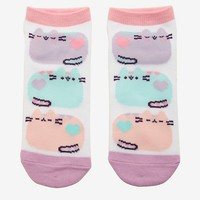 Pusheen Pastel Ankle Socks