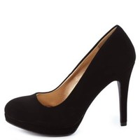Pumps by Charlotte Russe
