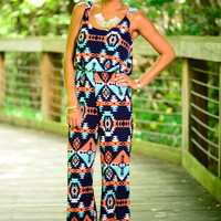 Always Wanted Jumpsuit, Navy