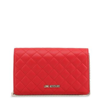 Love Moschino Jc4095Pp16Lo Women Red Clutch bags