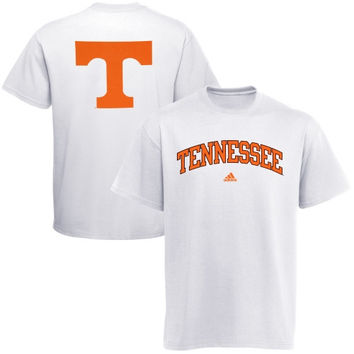 Tennessee Volunteers adidas Relentless T-Shirt – White
