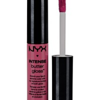 NYX Intense Butter Lip Gloss