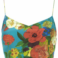 Botanical Print Bralet by Boutique