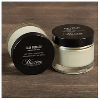 Clay Pomade: Firm Hold & Matte Finish Hair Pomade